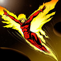 The Mighty Phoenix - Excalibur by Tommassey250