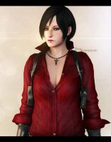 Ada Wong by Keyre
