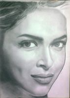 Deepika WIP2 by rohithela