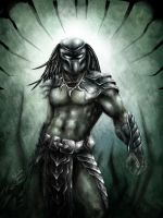 The Predator by Fatalis-Polunica