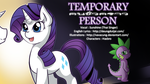 [PMV] Temporary Person : Spike Another Story by vavacung