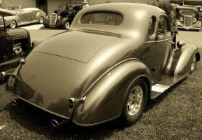 Chevy Sepia by StallionDesigns