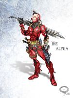 The Alpha by sethu13