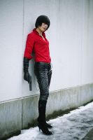 Ada Wong cosplay / Resident Evil 6 by aoi-takamura