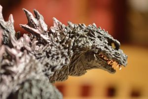 S.H Monsterarts Godzilla 2000 (5/15) by GIGAN05