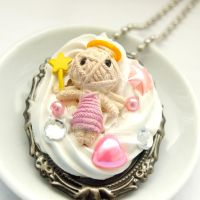 Voodoo Fairy Godmother Necklac by AndyGlamasaurus