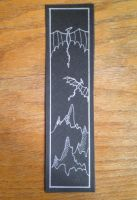bookmarks 7 - dragons by Fallen-from-stars