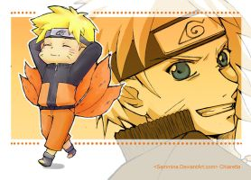 Team 7 -Naruto Uzumaki- by Sammina