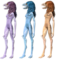 New Aliens png by mysticmorning