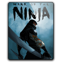 Mark of the Ninja 512 x 512 icon by Mustkunstn1k