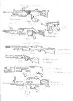 Common Pool MGs, Shotgun Comp. by KillSwitchWes