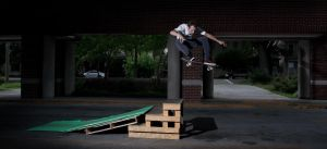 Todd - Seriously Massive Ollie by truemarmalade