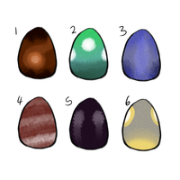 Hippogriff Egg Adopts **CLOSED** by Draslonias