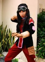 Asami Sato_Ready To Fight The Equalists by hainrihi