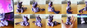 Twilight Sparkle Clay Figure USB Drive by nicolaykoriagin