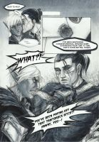 Hawke+Fenris Comic 9 +SPOILERS by notationn