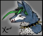 Xavier Headshot by babydrgn