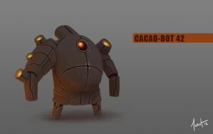 CacaoBot-42 by M-Junot