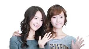 YoonA Jessica (SNSD) PNG Render by MiHVVN