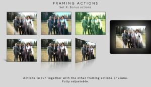 Framing actions - X - Bonus by chain