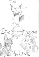 .:The Stupid Adeventures of... by Nayobe