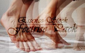 Feet Rise Pack by Essence-stock