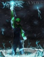 Luigi- Lightning Control by AveryMoneco