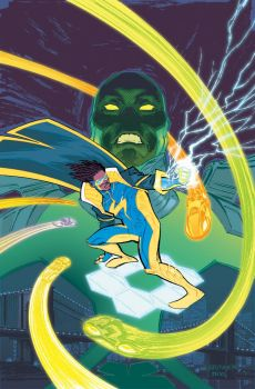 Static Shock 2 Cover by whoisrico