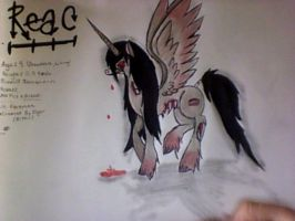 Raec by FatesSpirit