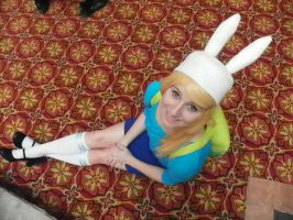 Adventure Time: Fionna The Human by Moxiemelody