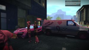 Pink day on APB by ShennyX