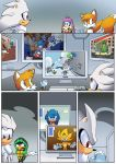 Tails: Silver Landing - Page 4 by shamethedawg