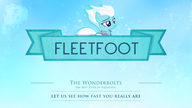 Fleetfoot by Nakan0i
