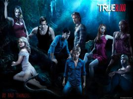 True Blood Wallpaper Season 3 by masochisticlove