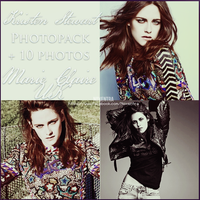 Kristen Stewart // Marie Claire // Photopack by N0xentra