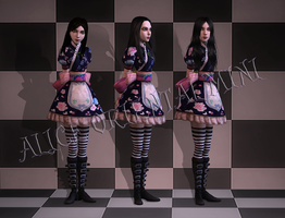 Alice Oriental Mini by tombraider4ever