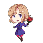 APH- France pagedoll by SmartasticalArt