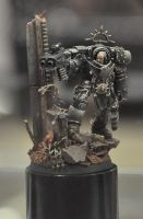 Pre Heresy Terminator 2 by Cpl-Highway