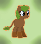 custom pony tree themed by alkindadopts
