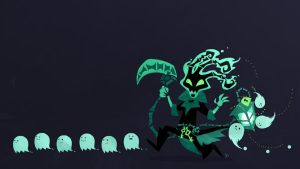 Happy Thresh by inkinesss