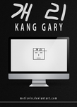 Kang Gary Wallpaper by MetisVin