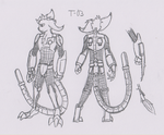 T-03: Character Info by Se05239
