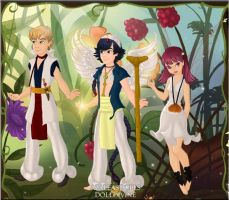Magi The Labyrinth of Magic by Zi2000