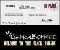 Welcome To The Black Parade by NemesisDivina666