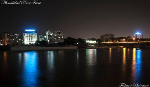Ahmedabad River Front 02 by TusharBoss