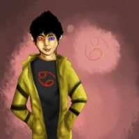 humanstuck: sollux by cheetahprince