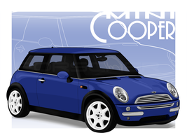 Mini Cooper by PORSCHER