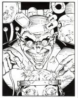 Mad Scientist by PeterPalmiotti