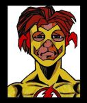 Kid Flash by PLANETKURTH