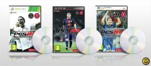 PES 2013 Posters by WalidGFX